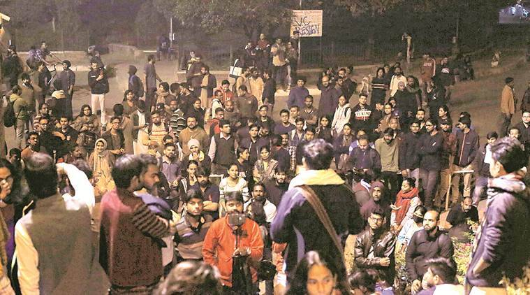 HRD ministry, JNU protests, Jawaharlal Nehru University, JNU Students Union, JNU hostel fee hike, JNU Teachers Association