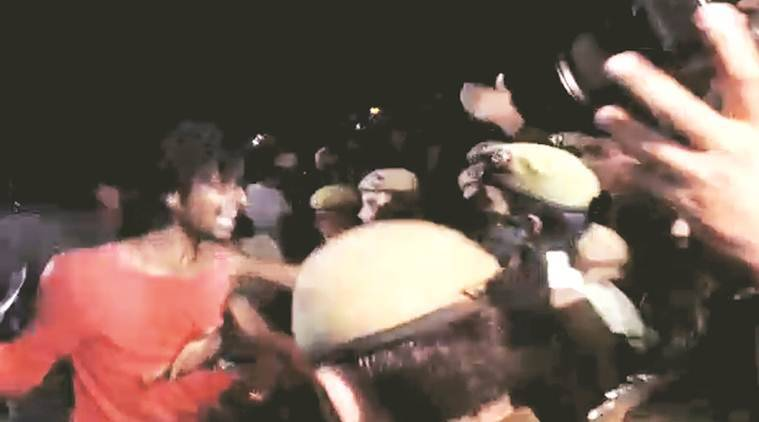 Police officers asked me: Andhe ho toh protest mein aaye kyun?
