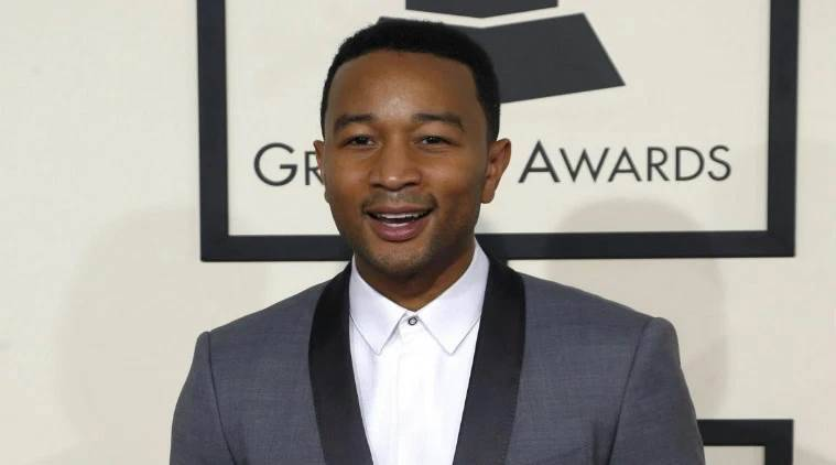 John Legend named People magazine's 'sexiest man alive'