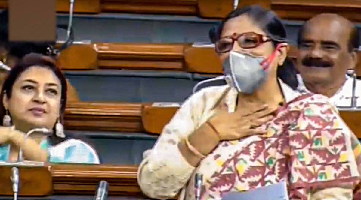 Centre withholding funds for West Bengal: Kakoli Ghosh
