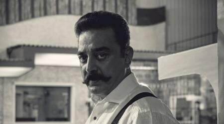 Kamal Haasan, Indian 2, Indian 2 movie, India 2 accident, kajal agarwal, Lyca Productions, Chennai News, Tamil Nadu news, Indian Express News