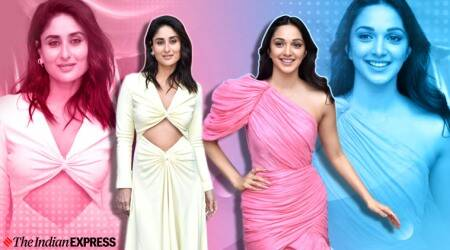 good newwz trailer, good newwz trailer launch, good newwz trailer launch photos, kareena kapoor khan photos, kiara advani photos, indian express, indian express news