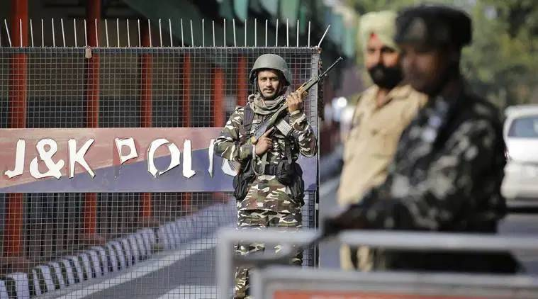 Kashmir union ministers visit, Kashmir union ministers flight diverted, article 370 abrogation, bjp kashmir, bjp leaders kashmir, jk lockdown, jk restrictions