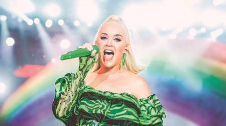 Katy Perry performs first-ever gig in Mumbai