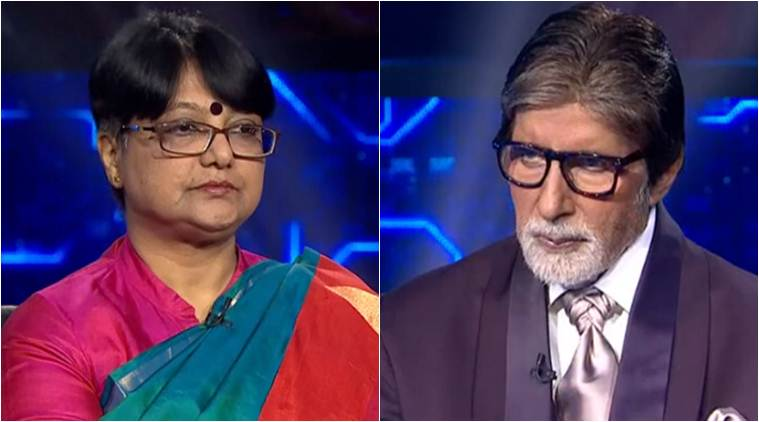 KBC 11: The Rs 12,50,000 question Sushma Chauhan failed to answer on Amitabh Bachchan's show