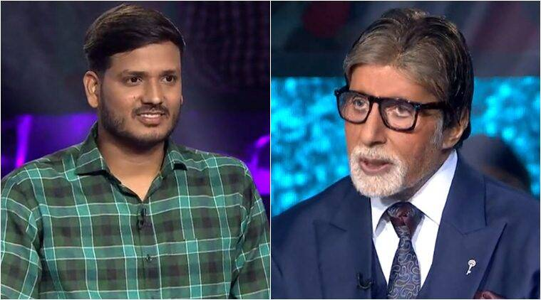 KBC 11: The Rs 6,40,000 question Jitender Singh failed to answer on Amitabh Bachchan's show