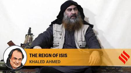 Al-Baghdadi's caliphate was the most shameful phase of Islam known to history