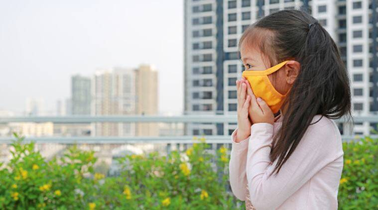 air pollution, anti pollution mask for kids