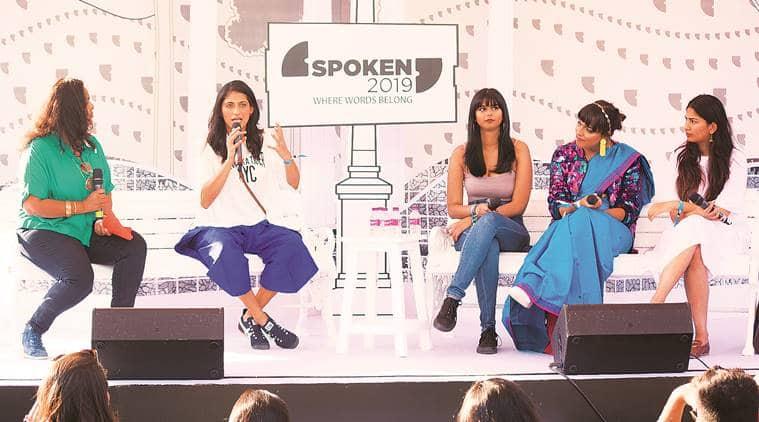 Spoken Fest delhi, Spoken Fest delhi venue, Hindustani Musalman, Swanand Kirkire, Kausar Munir, delhi poetry slams, events in delhi, delhi news