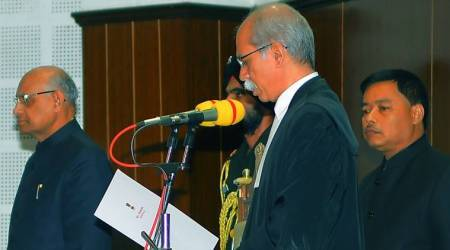 Akil Kureshi, who once sent Amit Shah in police custody, sworn in as new chief justice of Tripura HC