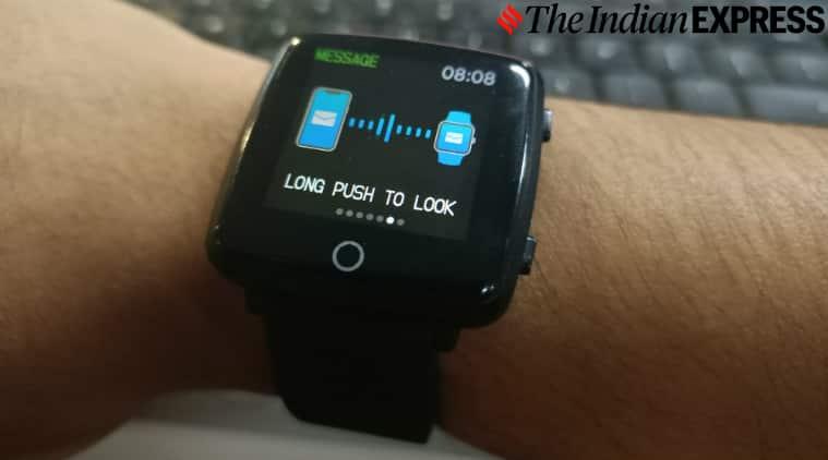lenovo carme smartwatch, lenovo carme smartwatch review, lenovo carme review, lenovo smartwatch review