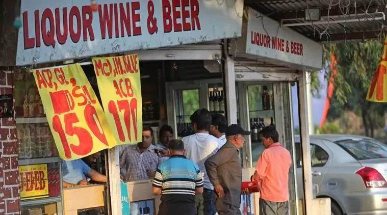 Lockdown leads to surge in liquor prices in 'black markets' as alcoholics defy restrictions to score a peg
