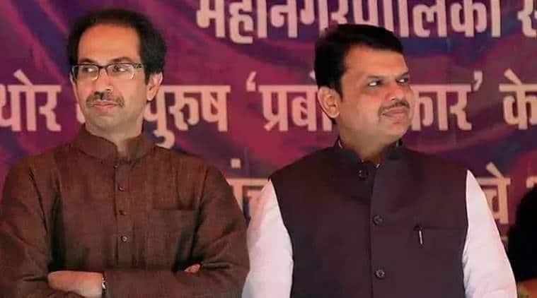 Maharashtra government formation, Devendra Fadnavis, Uddhav Thackeray, Shiv Sena, BJP, Amit Shah, NCP, congress, Indian Express