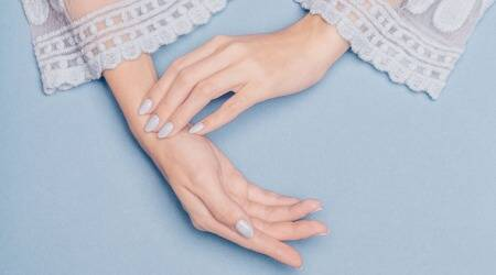 how to do manicure at home, manicure steps, how to get nice hands, manicure tips, manicure at home, manicure, indian express, skincare tips, lifestyle