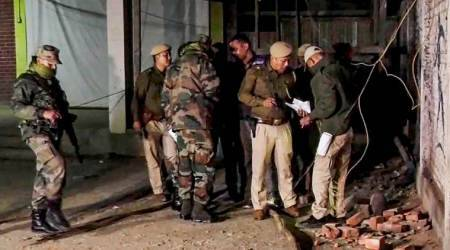 Miscreants hurl grenade at security forces in Imphal, none injured