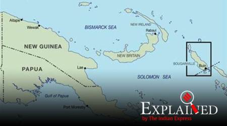 Explained: From Bougainville referendum to Nithyananda's Kailaasa, how is a new country formed?