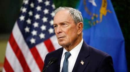 American billionaire, Michael Bloomberg, global warming, Antonio Guterres, global climate summit, coronavirus pandemic, greenhouse gas emissions, world news, indian express