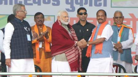 pm modi, pm modi in jharkhand, pm modi jharkhand, jharkhand rally, jharkhand news, pm modi news, pm modi today news, pm modi speech, pm modi rally, pm modi rally in jharkhand, jharkhand election, jharkhand election 2019, jharkhand election 2019 news, pm narendra modi, narendra modi, narendra modi news