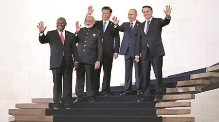 Modi, Xi meet at BRICS, third informal summit in China next year: 'New direction, new energy'