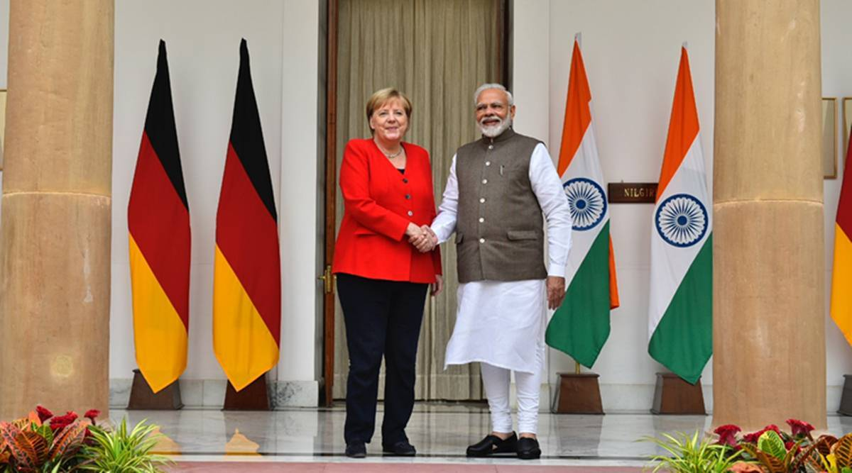 India and Germany sign 17 MoUs, vow to combat terror and climate ...