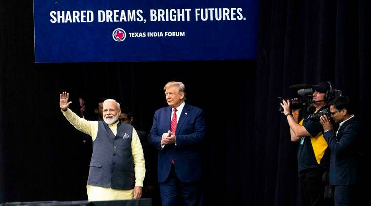 US-India defense ties grow closer as shared concerns in Asia loom
