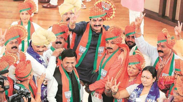Pune Mayor, Murlidhar Mohol, murlidhar Mohol BJP, BJP Murlidhar Mohol, Pune Mayoral elections, Pune Municipal Corporation, Pune news, city news, Indian Express