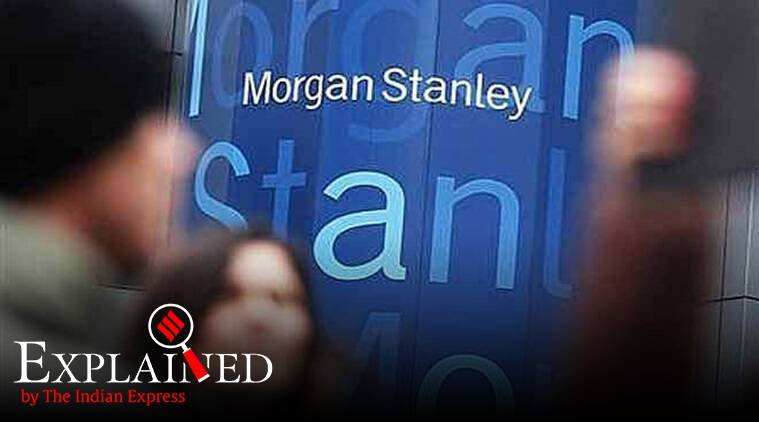 Explained: Why Morgan Stanley sees India's growth recovering next year - The Indian Express thumbnail