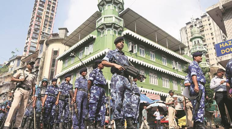 Eid-e-Milad, ayodhya supreme court verdict, SC ayodhya judgment ram mandir, mumbai city news, Eid-e-Milad mumbai security