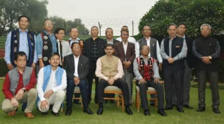 Talks for Naga Accord: NSCN I-M returns to table, claims it can use flag at cultural events