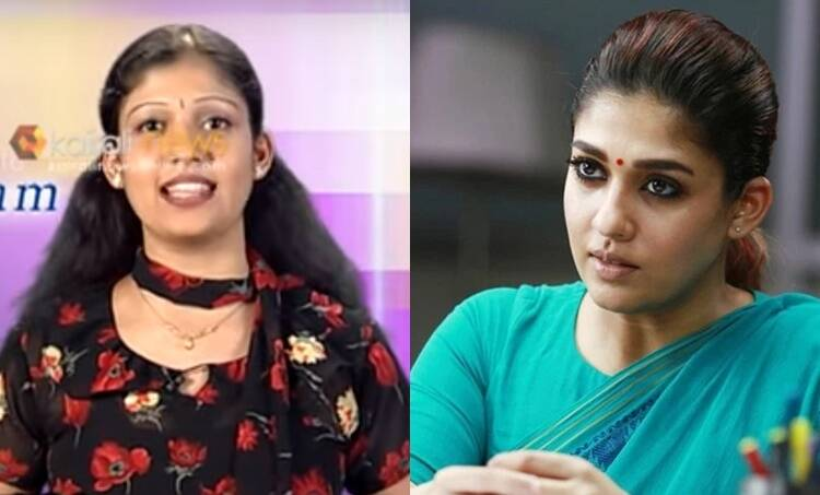 Nayanthara throwback video career goals