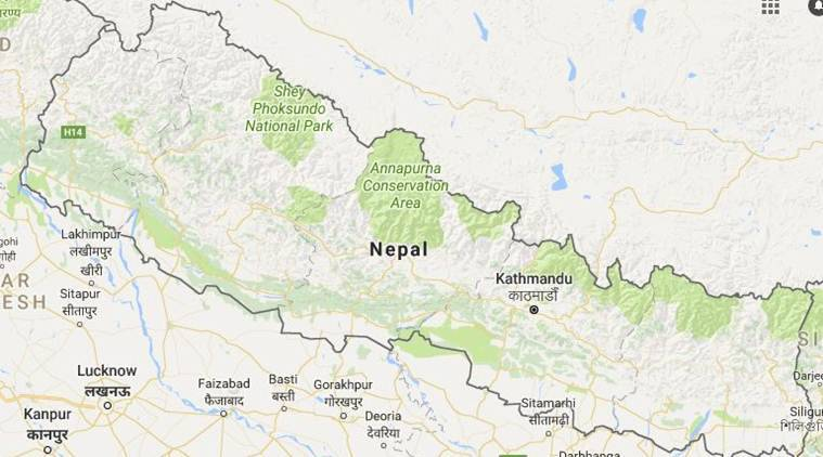 India Nepan border, Nepal Map change, bilateral ties, Nepal news, Indian express news