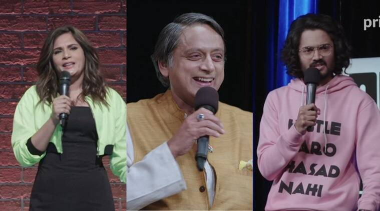 One Mic Stand sneak peek: Shashi Tharoor and others test their stand-up comedy chops