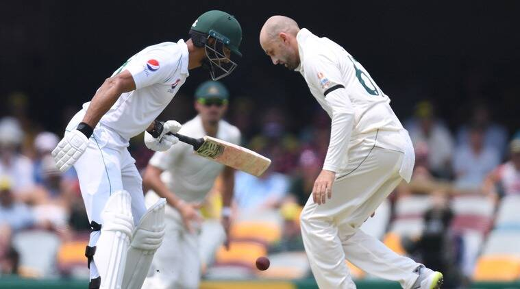 Australia take massive lead in first test against Pakistan