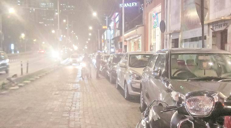 mumbai city news, mumbai illegal parking, mumbai bmc illegal parking, bmc