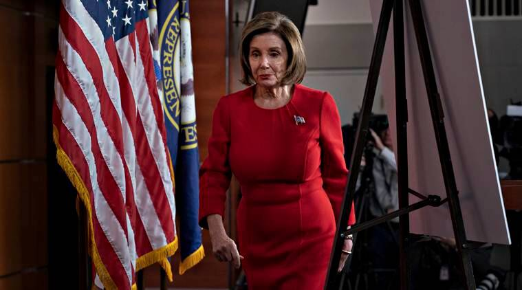 Pelosi unveils T virus bill, warns inaction costs more