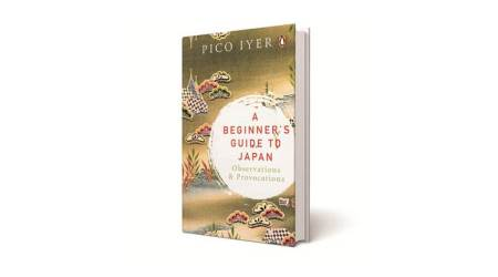 Pico Iyer book, Japan guide, Japan guide books, Pico Iyer, Pico Iyer Japan guide book, Pico Iyer book review, indian exress book reviews