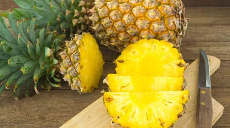 pineapple, pregnancy tips
