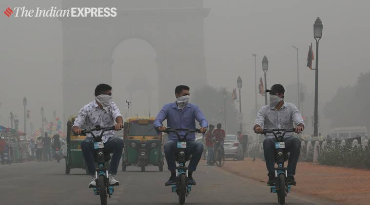 Delhi, here are the best sources of AQI readings