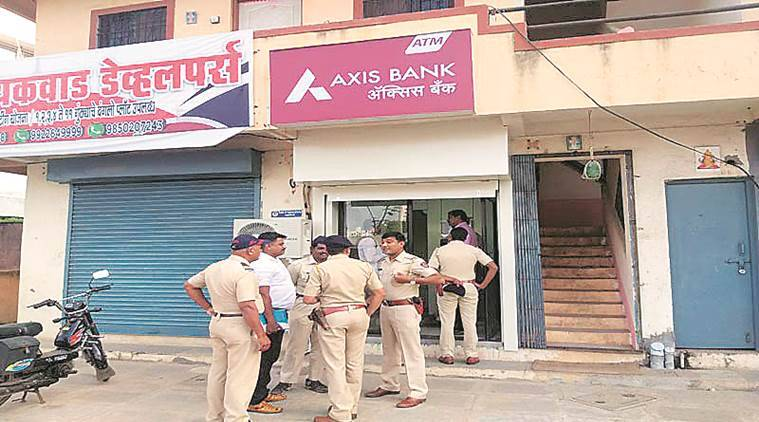 Pune ATM theft, Pune ATM thieves, Pune Police, Pune news, City news, Indian Express