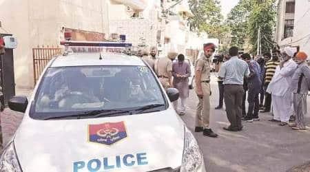 coronavirus, coronavirus outbreak, coronavirus in punjab, punjab man arrested, punjab police, punjab man objectionable language, indian express news