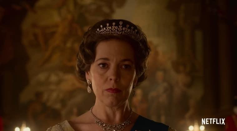 the crown queen elizabeth