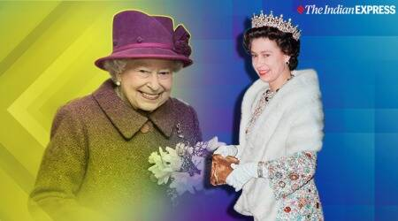 Queen of England, Queen Elizabeth II, fur free fashion, Indian Express, Indian Express news