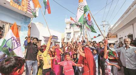 Rajasthan civic polls: Boost for Congress, wins 20 of 49 urban bodies