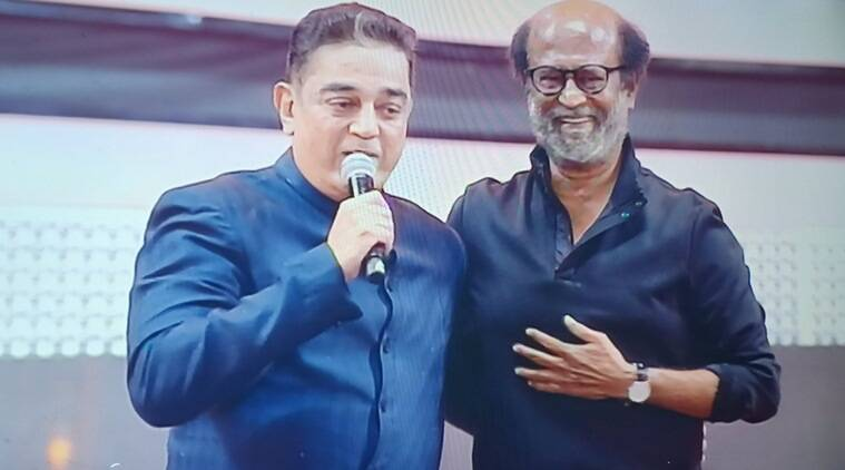 There is no other actor who is as accomplished as Kamal Haasan: Rajinikanth