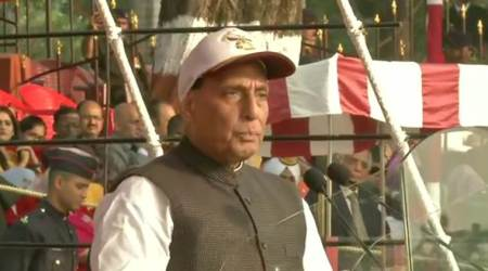 Pakistan has chosen proxy war through terrorism, will be defeated: Rajnath Singh