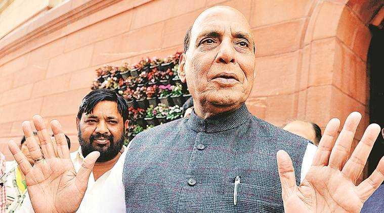 Perceptional differences over India-China border: Rajnath Singh