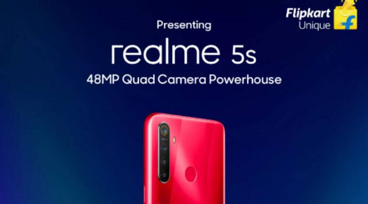 Realme 5s to launch in india with realme x2 pro on november 20