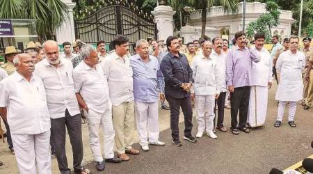 Karnataka: As SC clears path to contest bypolls, all 17 disqualified MLAs to join BJP tomorrow