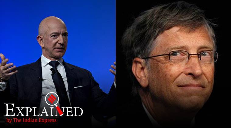Bill Gates regains spot as world's richest person