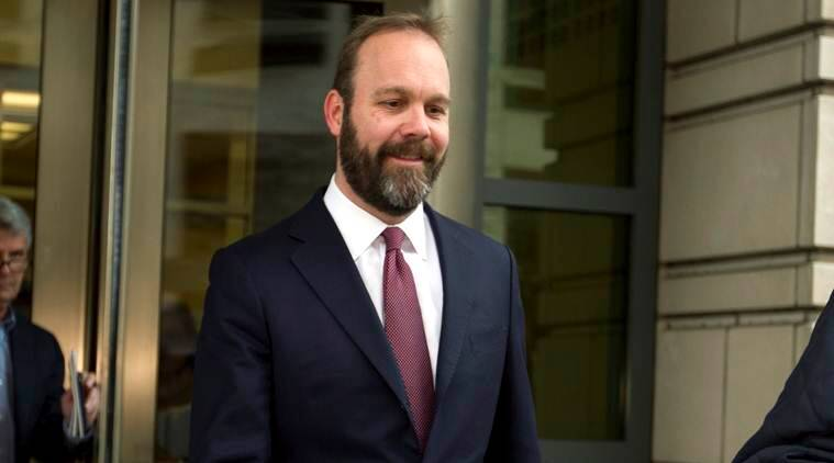 Donald Trump ex-aide Rick Gates to be sentenced on December 17